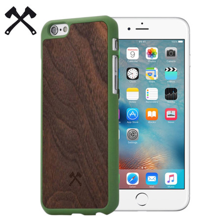 looks woodcessories ecocase casual iphone 6s 6 bamboo navy blue Michigan Posted