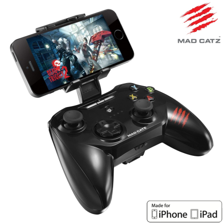 Mad Catz CTRLi Bluetooth Controller for iPhone, iPad, Apple TV - Black