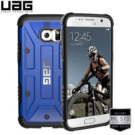 UAG Samsung Galaxy S7 Protective Case - Cobalt / Black