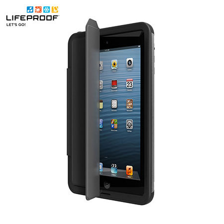 new arrival 3deef 7232b LifeProof iPad Mini 3 / 2 / 1 Fre Cover Stand - Black