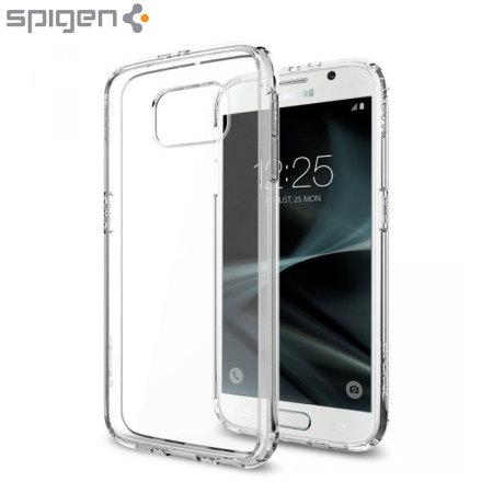 Spigen Ultra Hybrid Samsung Galaxy S7 Case - Clear