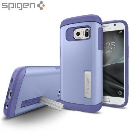 Spigen Slim Armor Samsung Galaxy S7 Case - Violet