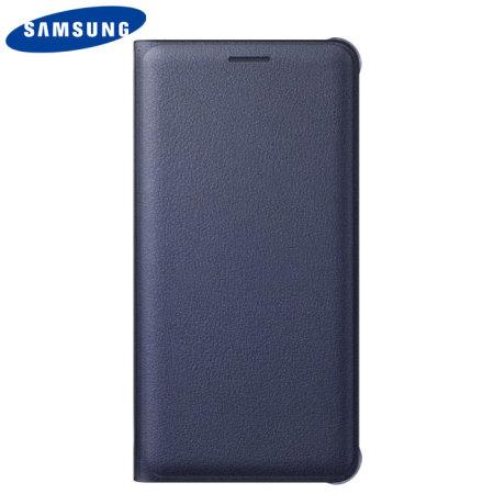 big sale 73dfd 2fcf1 Official Samsung Galaxy A5 2016 Flip Wallet Cover - Sapphire