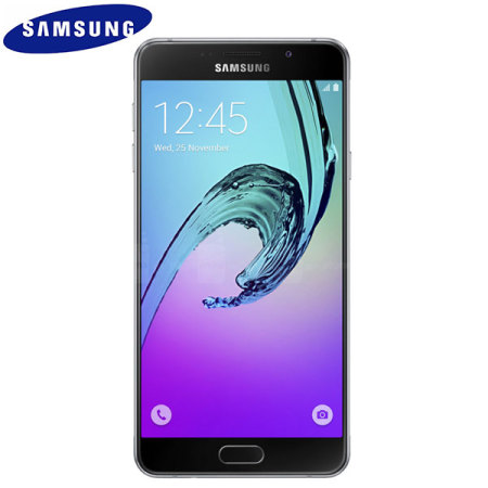 SIM Free Samsung Galaxy A7 2016 Unlocked - 16GB - Black
