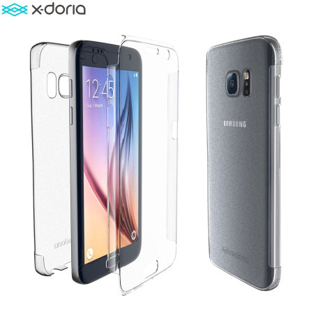 X-Doria Defense 360 Samsung Galaxy S7 Case – Clear