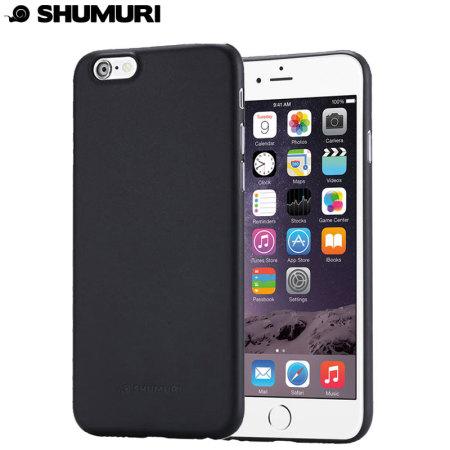 Shumuri The Slim Extra iPhone 6S / 6 Case - Black