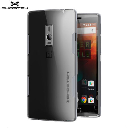Ghostek Cloak OnePlus 2 Tough Case - Clear / Silver