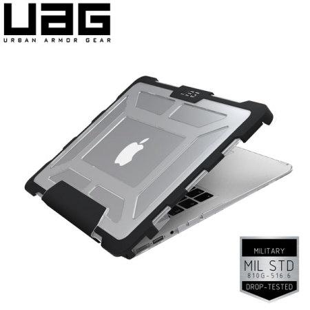 premium selection a3b9b 14e3a UAG MacBook Air 13 Inch Tough Protective Case - Clear