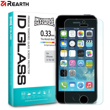 9H 2.5D Front Full Cover Tempered Glass For iPhone 6 6s