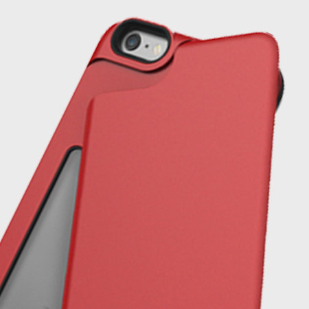 Matchnine iPhone 6S Plus / 6 Plus Match4 Swing Card Case - Red