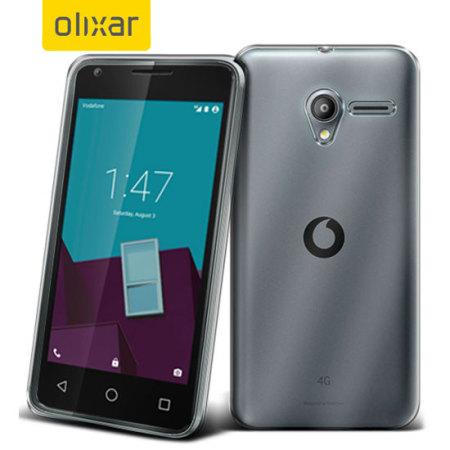 FlexiShield Vodafone Smart Speed 6 Gel Case - Clear