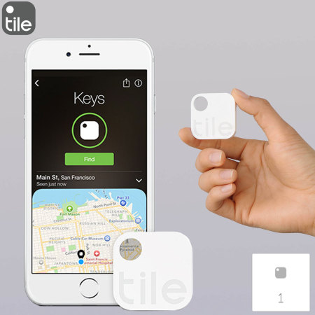 Tile Bluetooth Tracker Device Single Pack Reviews