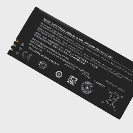 Official Microsoft BV-T5E Lumia 950 Replacement Battery