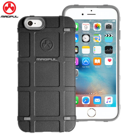 buy popular 5438e 62a45 Magpul Bump iPhone 6S / 6 Tough Case - Black