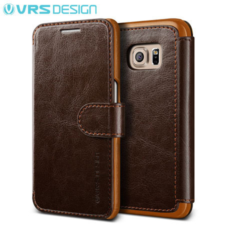 coque samsung galaxy s7 cuir marron