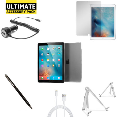 pack d 39 accessoires ultime ipad pro 12 9 pouces avis. Black Bedroom Furniture Sets. Home Design Ideas