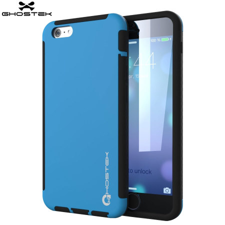 ghostek blitz total protection iphone 6s 6 case blue