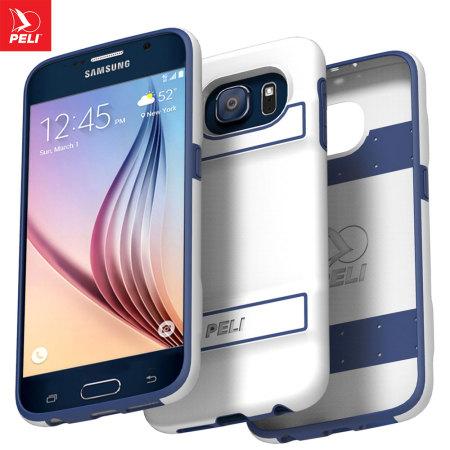 Peli ProGear Guardian Samsung Galaxy S7 Protective Case - White/Blue