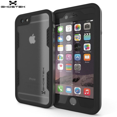 Ghostek Atomic 2.0 iPhone 6S Plus / 6 Plus Waterproof Case - Grey