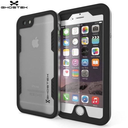 Ghostek Atomic 2.0 iPhone 6S Plus / 6 Plus Waterproof Case - Silver