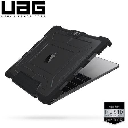 premium selection cb2ff ee7b4 UAG MacBook 12 Inch Tough Protective Case - Ash/Black