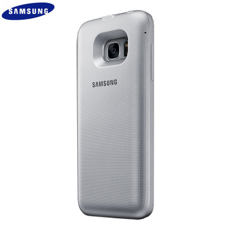 Official Samsung Galaxy S7 Edge Wireless Charging Battery Case - Grey