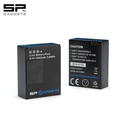 SP 3.7V Battery for SP POV Light / Powerbar Duo - 2 Pack