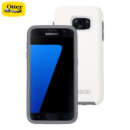 OtterBox Symmetry Samsung Galaxy S7 Case - White