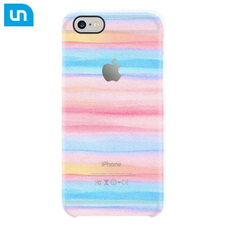 Uncommon Clear Deflector iPhone 6S / 6 Designer Case - Coastal Dreams
