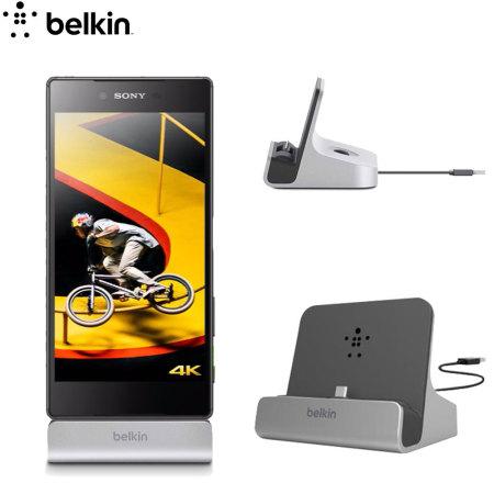 Belkin PowerHouse Sony Xperia Z5 Premium Sync & Charge Dock XL