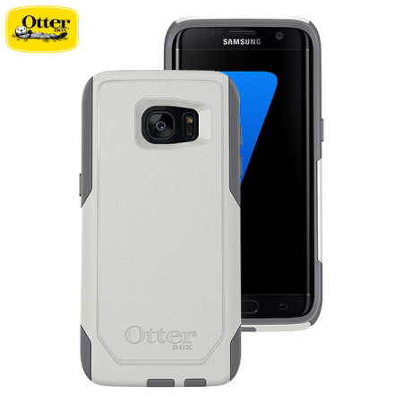 top fashion 2cce2 608e4 OtterBox Commuter Series Samsung Galaxy S7 Edge Case - Glacier