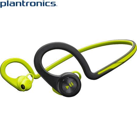 Plantronics BackBeat FIT Wireless Bluetooth Headphones - Green