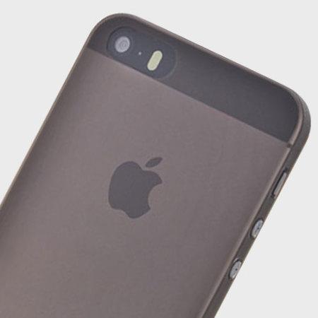 cheap for discount f2d32 7a957 Shumuri Slim iPhone SE Case - Smoke Grey