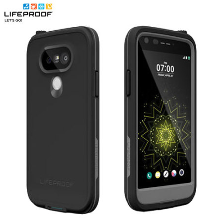 new product e04ff 2c732 LifeProof Fre LG G5 Waterproof Case - Black