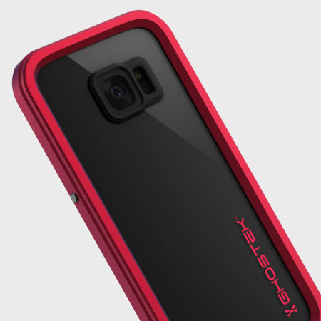new product b8cd5 77513 Ghostek Atomic 2.0 Samsung Galaxy S7 Edge Waterproof Case - Red
