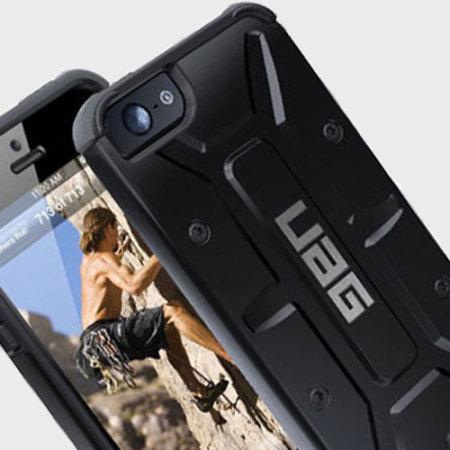 UAG iPhone SE Protective Case - Black