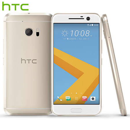 SIM Free HTC 10 Unlocked - 32GB - Topaz Gold