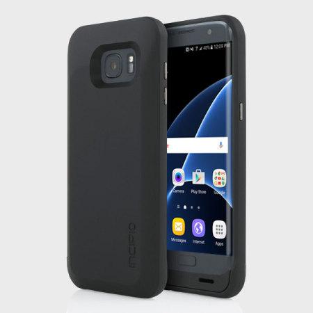 buy online 98a39 269a0 Incipio offGRID Samsung Galaxy S7 Edge Battery Case - Black