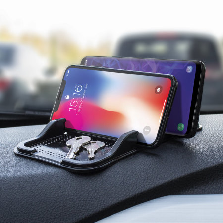 front consists olixar sticky dashboard mat for smartphones definitely
