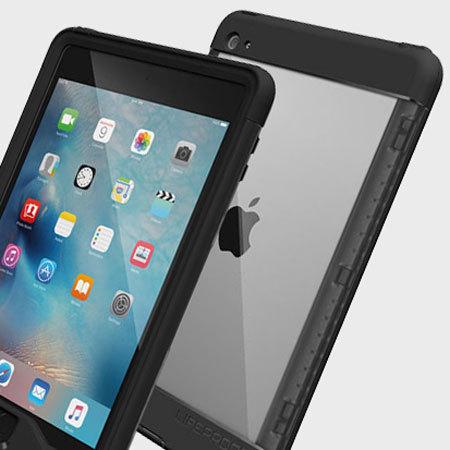 huge selection of a5f66 c82f0 LifeProof Nuud iPad Mini 4 Case - Black