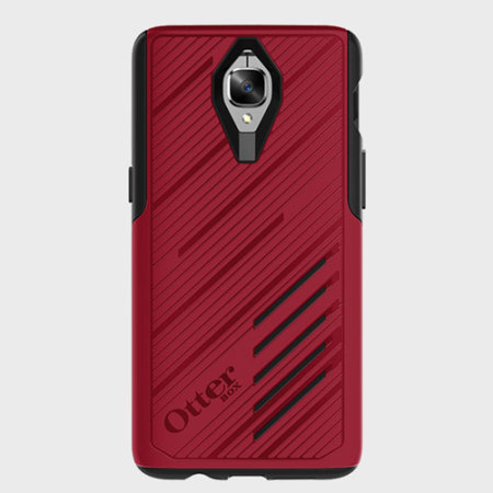 new styles 2f630 31cb9 OtterBox Defender OnePlus 3 Case - Cardinal Red