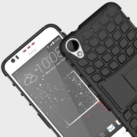 ArmourDillo HTC Desire 530 / 630 Tough Case - Black