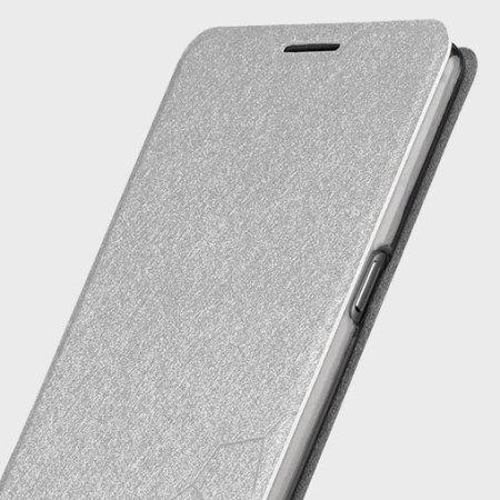 cheaper 2edbe 29829 MOFi Slim Flip OnePlus 3T / 3 Case - Silver