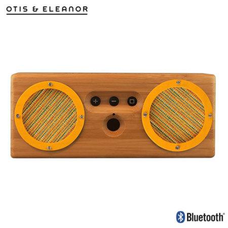 Altavoz Bluetooth Otis & Eleanor Bongo Bamboo - Ciudad Del Cabo