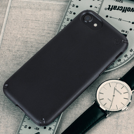 Speck Presidio iPhone 8 / 7 Tough Case - Black