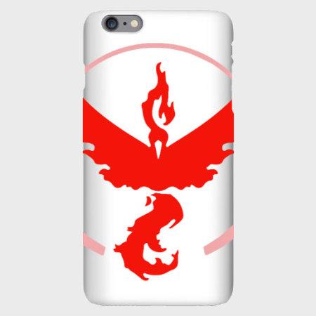 Coque iPhone 6S / 6 Pokémon Go équipe Bravoure / Team Valor