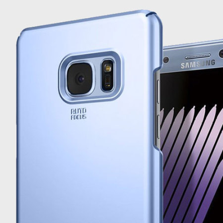 super cute 05e6a 346fe Spigen Thin Fit Samsung Galaxy Note 7 Case - Blue Coral