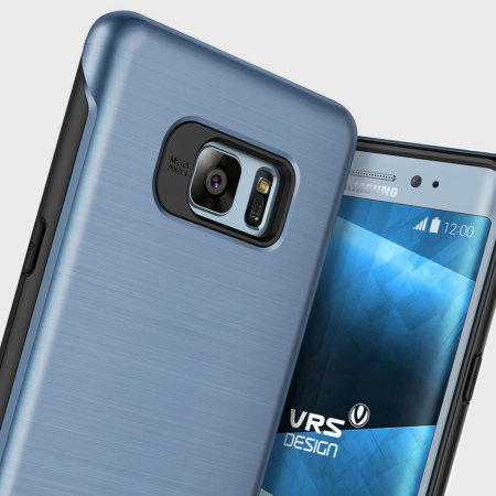 VRS Design Duo Guard Samsung Galaxy Note 7 Case Hülle in Blau Koralle