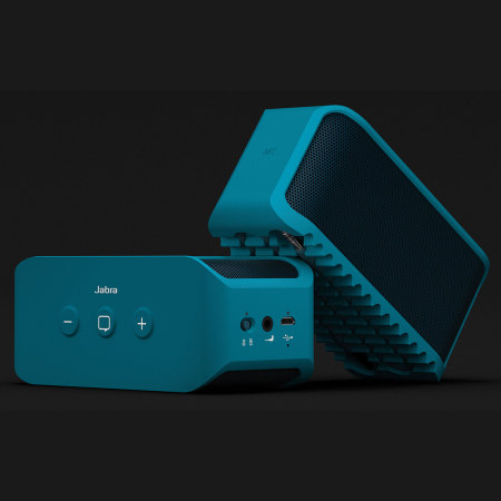 Mini Enceinte Bluetooth Jabra Solemate - Bleue