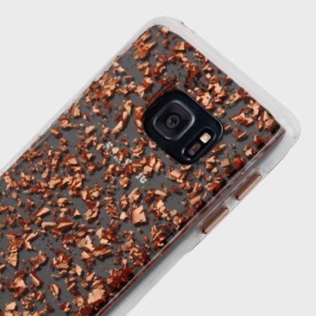 sale retailer ba268 f20bd Case-Mate Karat Samsung Galaxy Note 7 Case - Rose Gold